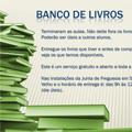 BANCO DE LIVROS ESCOLARES